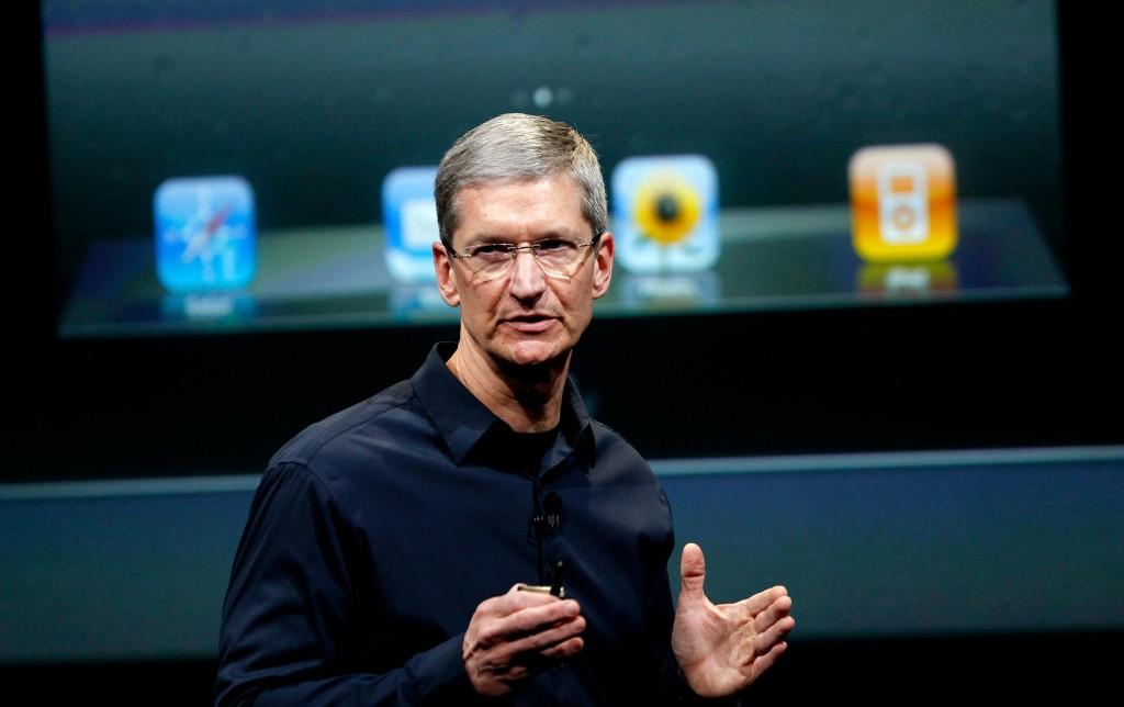 Tim Cook, CEO da Apple