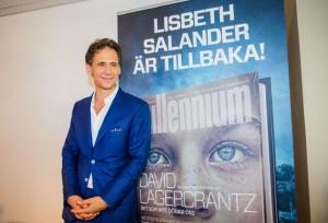 David Lagercrantz, o autor da quarta novela da série Millennium.
