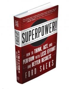 O interessante livro de Ford Saeks, Superpower.