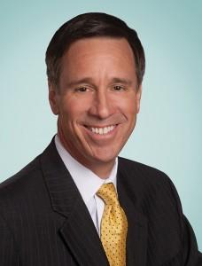 O diretor-presidente da rede Marriott, Arne Sorenson.
