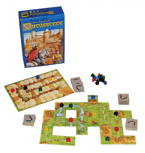 """Domínio Carcassonne que já foi """"aprimorado"""" várias vezes...."""