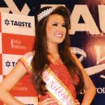 A Miss Nikkey 2016, Caroline Zurano