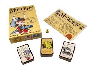 Foi grande o sucesso de Munchkin.