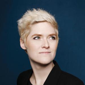 A palestra de Amber Case sobre robótica, drones e realidade virtual agradou muito aos participantes do Cannes Lions.