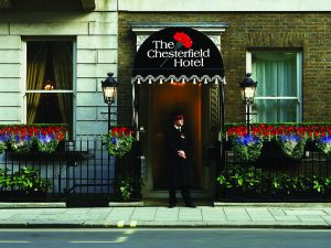 O exclusivo The Chesterfield Mayfair