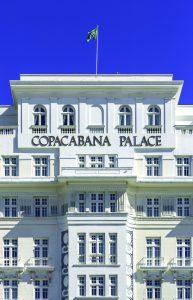O hotel mais badalado do Brasil: Copacabana Palace